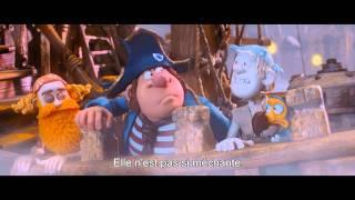 Les pirates ! bons à rien, mauvais en tout :  bande-annonce VOST