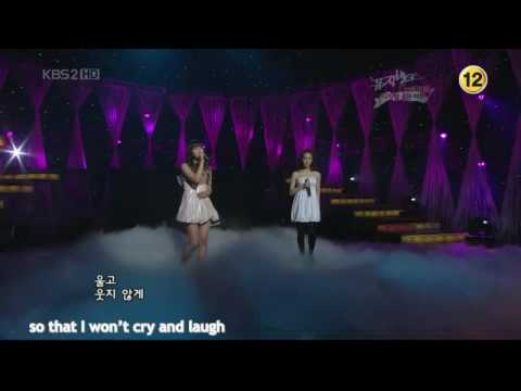 Taeyeon + Joo - If + Because of A Man (sub)