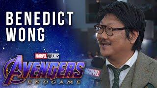Benedict Wong's Marvel Journey LIVE at the Avengers: Endgame Premiere