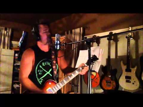 Tina Turner - Proud Mary (Official cover live by Bluemarin on guitar and vocal)