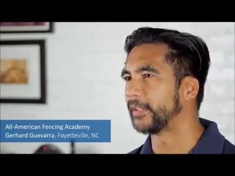 About the All American Fencing Academy
