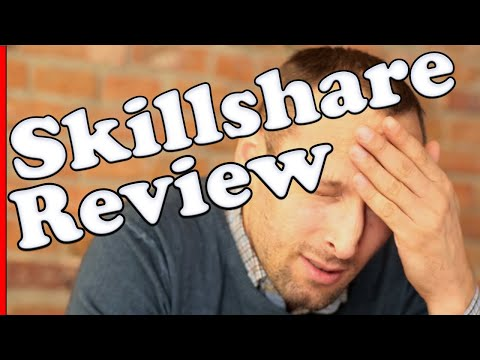 Is Skillshare The Best Way To Learn New Skill? My Review