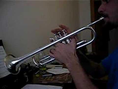 The Pink Panther (La pantera rosa) - Solo trompeta