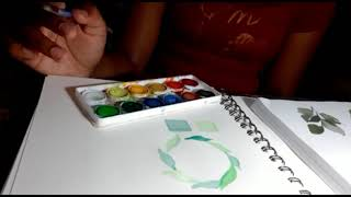 My Experiments with Water Color [Episode One]