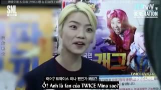 [VIETSUB] SNL KOREA - KHI TWICE THỐNG TRỊ THẾ GIỚI