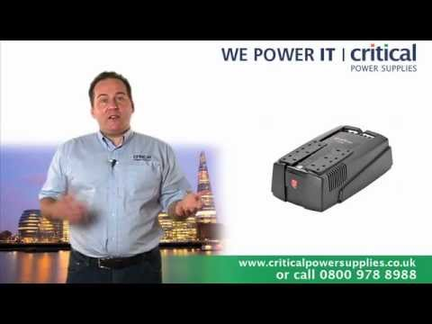 Uninterruptible Power Supplies by Jason Koffler