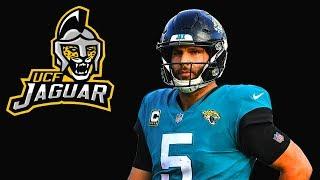 Jacksonville Jaguars Release Blake Bortles