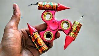 Rocket Vs Fidget Spinner Experiment