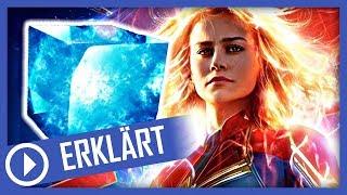 So verbindet der Tesserakt die Marvel-Filme | Von