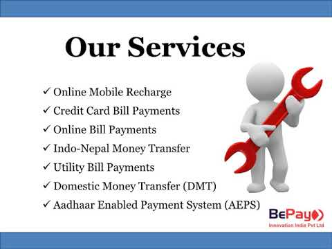 Online Mobile Recharge and Utility Services Provider in Delhi