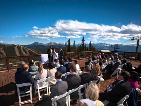Keystone Colorado Mountain Wedding