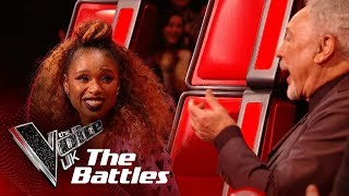 Sir Tom Jones & Jennifer Hudson's 'It's A Man's Man's Man's World' | The Battles | The Voice UK 2019