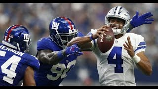 2016-17 New York Giants Season Highlight Montage