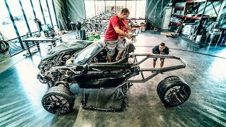 RAGNAROK Hyper Car Build | Part 4