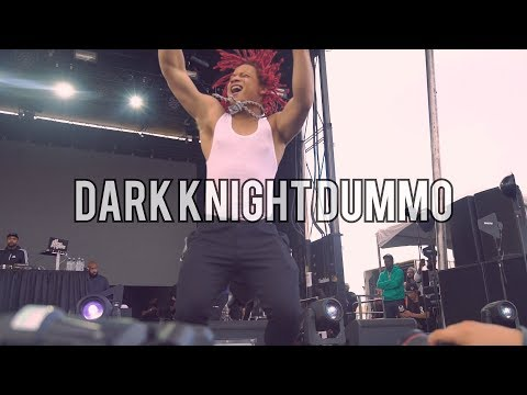Trippie Redd - Dark Knight Dummo (Live Dallas Texas) shot by @Jmoney1041