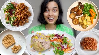 i ate the recommended BRITISH NUTRITIONAL DIET for a week | clickfortaz