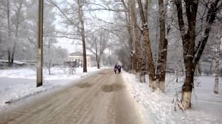Những ngày tháng nước Nga, số 1 - Mùa đông Siberia