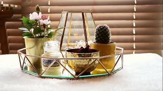 How to Style Coffee Table | Affordable Coffee Table Decor 🌸