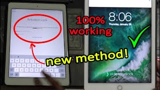 NEW METHOD! Unlock/Bypass iCloud activation lock Still Working! | iCloud activation lock 100% 2018