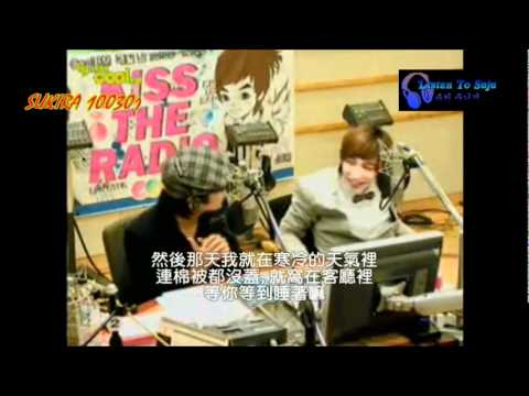 [ENG] Leeteuk got really mad with Ryeowook