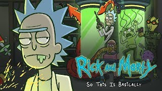 So This is Basically Rick and Morty