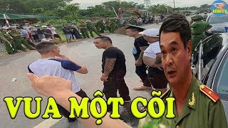 Bộ Công an bắt khẩn Đại tá Huỳnh Tiến Mạnh sau hàng loạt sai phạm ĐỘNG TRỜI