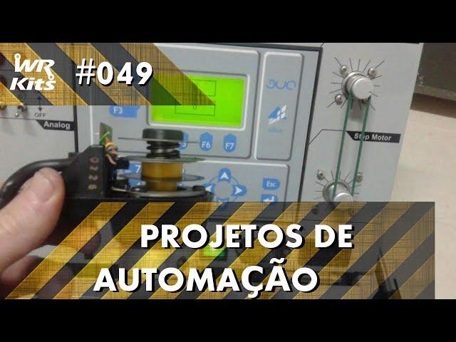 ENCODER EXTERNO NO CLP ALTUS DUO | Projetos de Automação #049