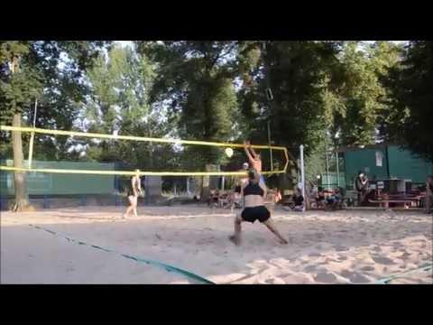 Beach Centrum - plážový volejbal v Hradci Králové