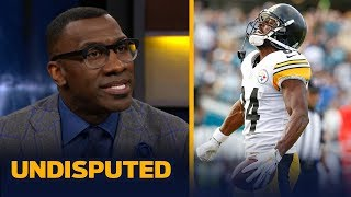 Shannon Sharpe: 'no one will give up a first round pick in the Draft for AB' | NFL | UNDISPUTED