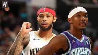 New Orleans Pelicans vs Charlotte Hornets - Full Game Highlights | Nov 9, 2019 | 2019-20 NBA Season