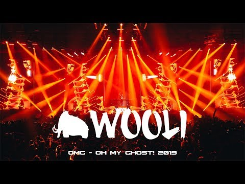 Wooli at OMG - Oh My Ghost, Bangkok Thailand 2019