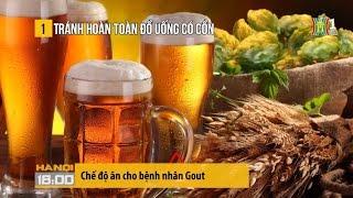 Chế độ ăn cho người mắc bệnh Gout