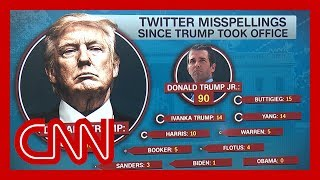 Why President Donald Trump's Twitter typos matter