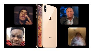 Apple - Group Facetime Ad (iPhone XS)