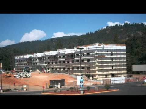 The Hotel at Black Oak Casino - Time Lapse Video