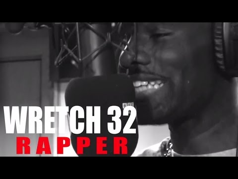 Wretch 32 - Fire In The Booth (part 1)