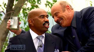 Clash of the Talk Show Titans: Part 1 of 2 || STEVE HARVEY