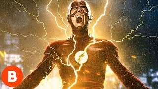 The Flash: 10 Powers You Didn't Know He Has
