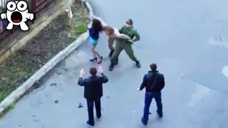 Real Life Superheroes Caught On Camera Saving People