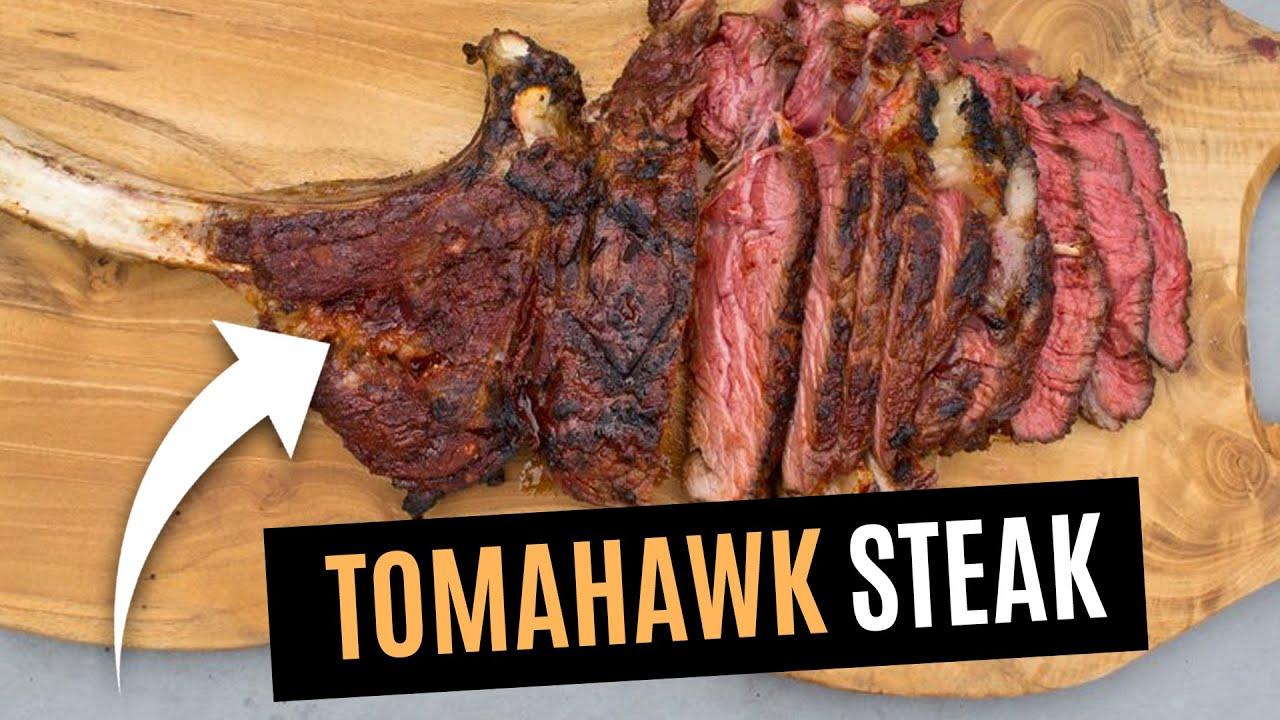 Hoe maak je de lekkerste tomahawksteak op de BBQ?
