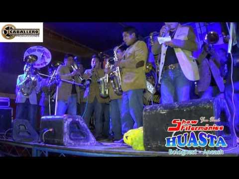 Banda Show Filarmónica Huasta 2015