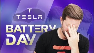 Was Tesla Battery Day a Let Down?