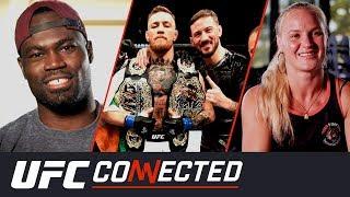 UFC Connected: Uriah Hall, John Kavanagh, Mike Grundy, Tiger MMA