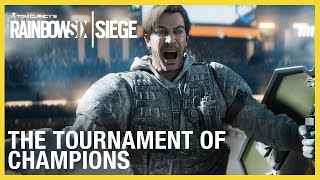Rainbow Six Siege: The Tournament of Champions - Six Invitational 2020 | Ubisoft [NA]