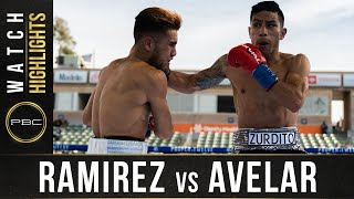 Ramirez vs Avelar HIGHLIGHTS: May 1, 2021 - PBC on FOX