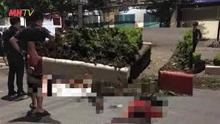 Bốn sinh viên chết trong tai nạn giao thông - Thái Nguyên