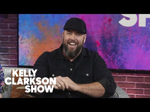 'This Is Us' Star Chris Sullivan's Band Is Coming Out With An Album | The Kelly Clarkson Show
