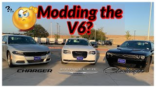 Is it worth it to mod the V6 Charger/Challenger/Chrysler 300?  What you need to know..
