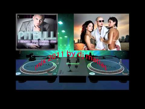 pitbull [mix 2011]dj mati