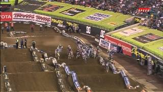 2011 AMA Supercross Round 11 Jacksonville - 450 - HD 720p